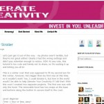 Indiana Blogs: Liberate Creativity
