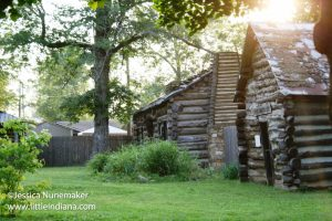 Lincoln Pioneer Village and Museum in Rockport, Indiana