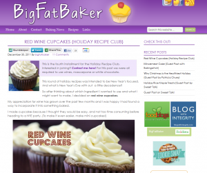 Indiana Blogs: Big Fat Baker