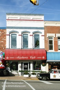 Mayberry  Cafe in Danville, Indiana