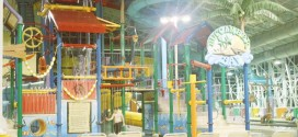 Big Splash Adventure Indoor Water Park in French Lick, Indiana