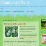 Indiana Blogs: May Dreams Gardens