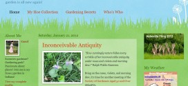 Indiana Blogs: May Dreams Gardens