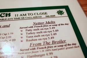 Netters Restaurant in Bremen, Indiana