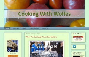 Indiana Blogs Cooking With Wolfes