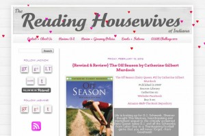 Indiana Blogs: The Reading Housewives of Indiana