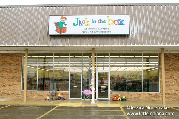 Jack in the Box Children's Consignment in Wabash, Indiana Exterior