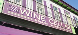 The Wine Cellar: Indiana Wines in Vevay, Indiana