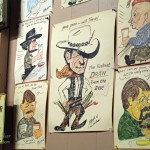 Madison, Indiana: Hammond Family Restaurant Caricatures