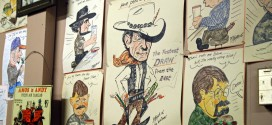 Hammond Family Restaurant in Madison, Indiana Caricatures