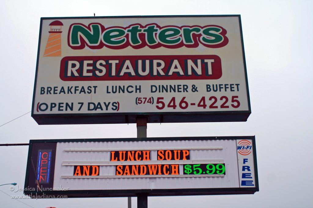 Netters Restaurant: Bremen, Indiana