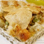 The Porch Cafe Books Gifts in Danville, Indiana Homemade Chicken Pot Pie