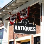 White Lion Antiques in Kirklin, Indiana