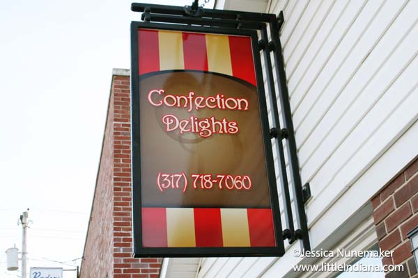 Confection Delights in Danville, Indiana Exterior