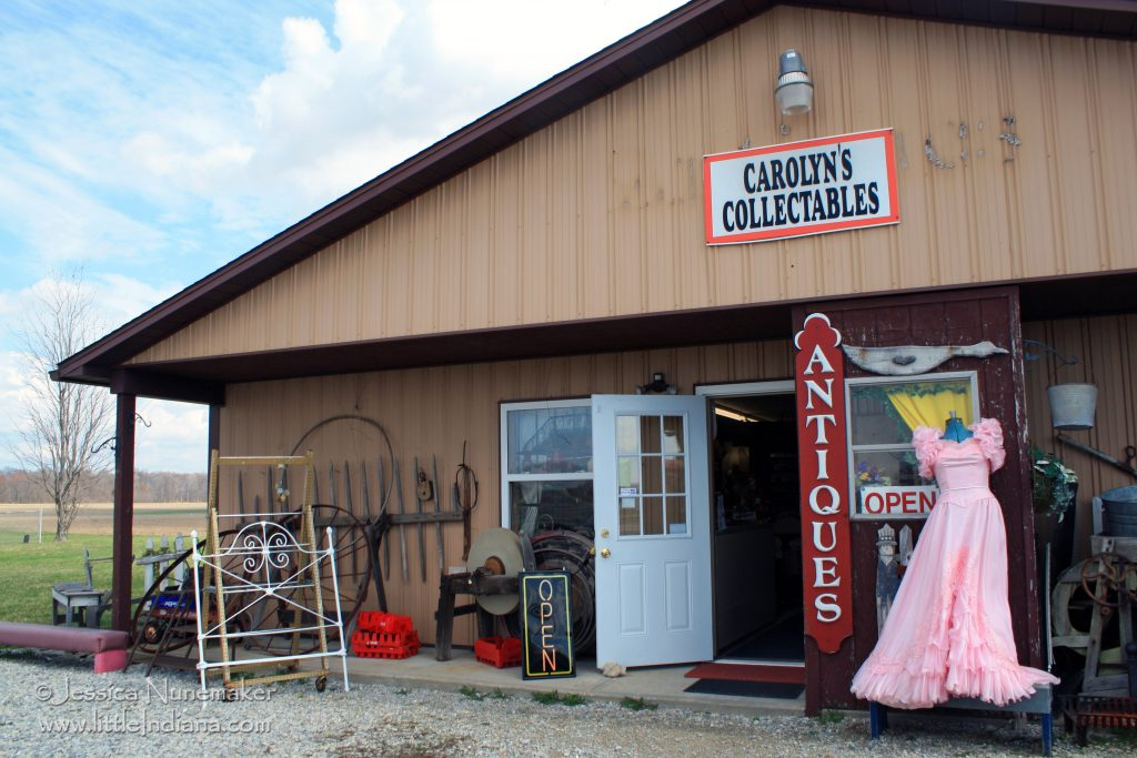 Holton, Indiana: Carolyn's Collectibles