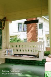 Homespun Inn Bed and Breakfast in Nappanee, Indiana