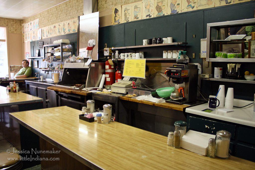 Madison, Indiana: Hammond Family Restaurant