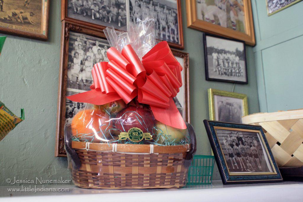 A. Dattilo Fruit Company Gift Basket: Madison, Indiana