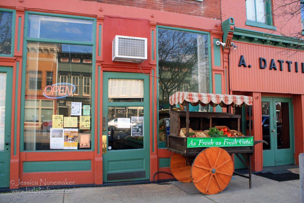 A. Dattilo Fruit Company: Madison, Indiana