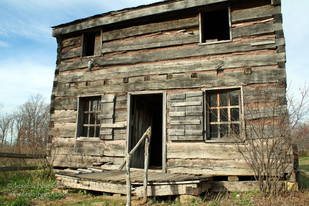 lincoln legendary cabin in lincoln city indiana abe slept here