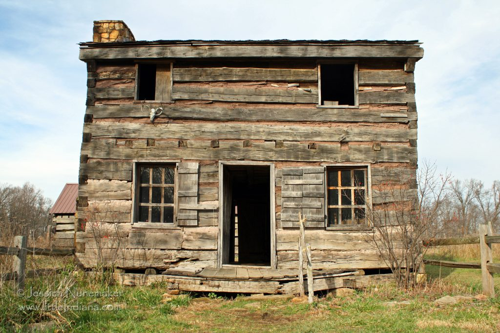 Buffalo Run Farm: Abraham Lincoln Slept Here