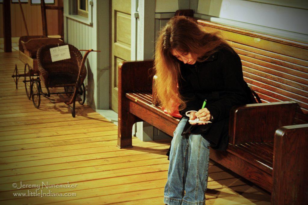 Monon Connection Museum: Monon, Indiana Jessica Nunemaker