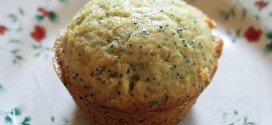 Best Muffin Recipes: Lemon Poppy Seed Muffins