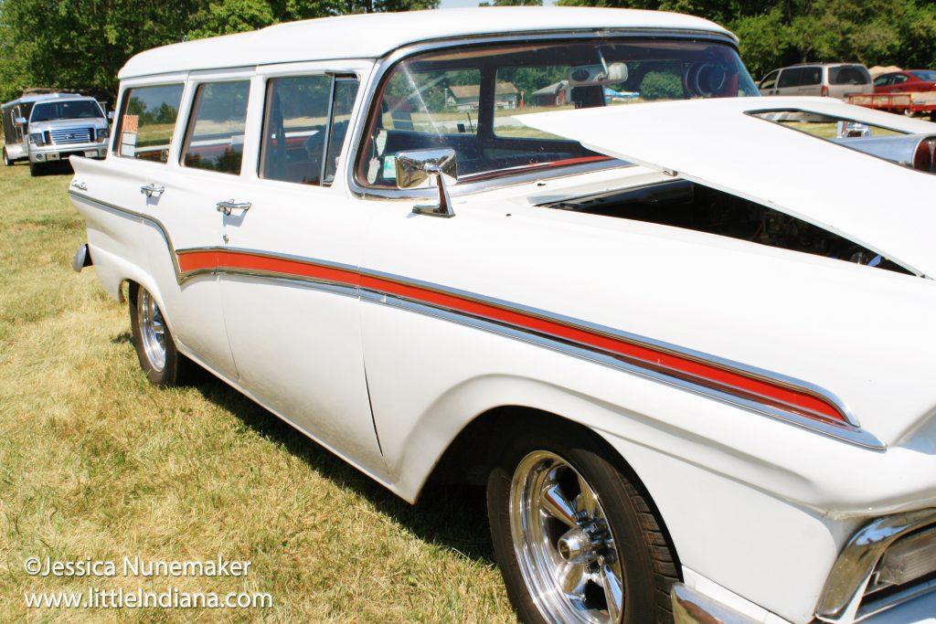 Buffalo Community Daze Car Show In Buffalo Indiana - Buffalo car show