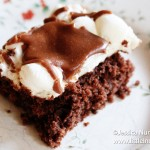 Chocolate Marshmallow Cake Bars Recipe
