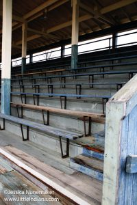 League Stadium in Huntingburg, Indiana