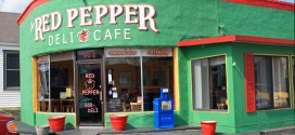 Red Pepper Deli and Cafe in Madison, Indiana