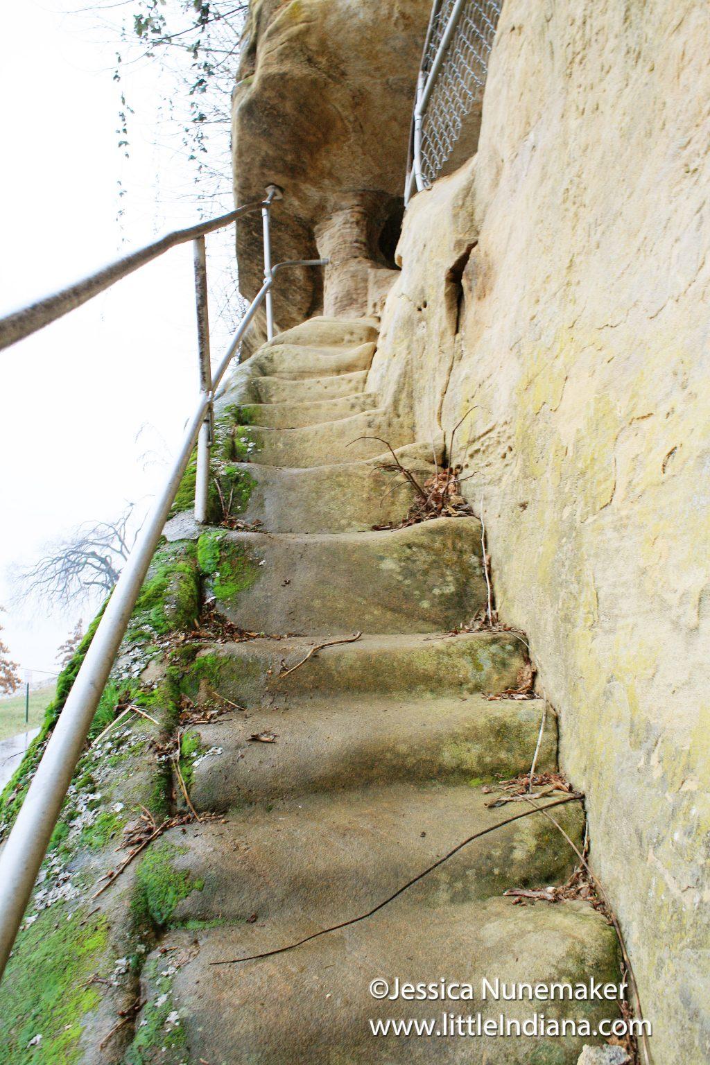 Indiana spencer county rockport - Rockport Bluffs Upper Cave In Rockport Indiana