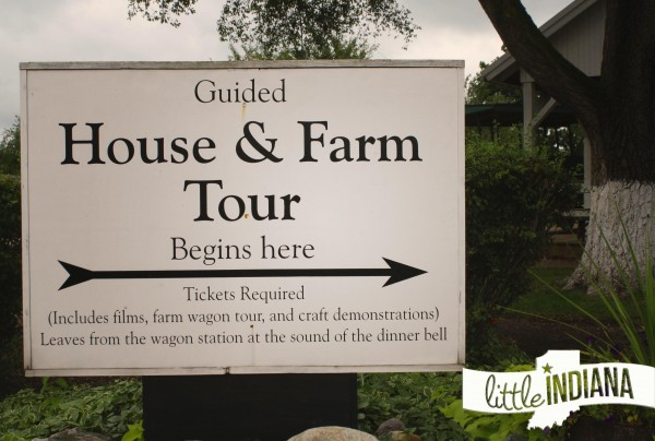 Amish Acres Attractions Include Guided House and Farm Tour