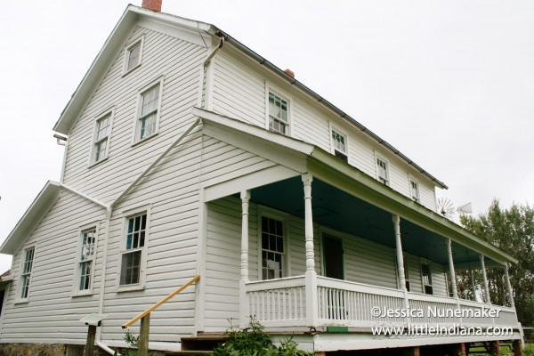 Amish Acres Home and Farm Tour in Nappanee, Indiana