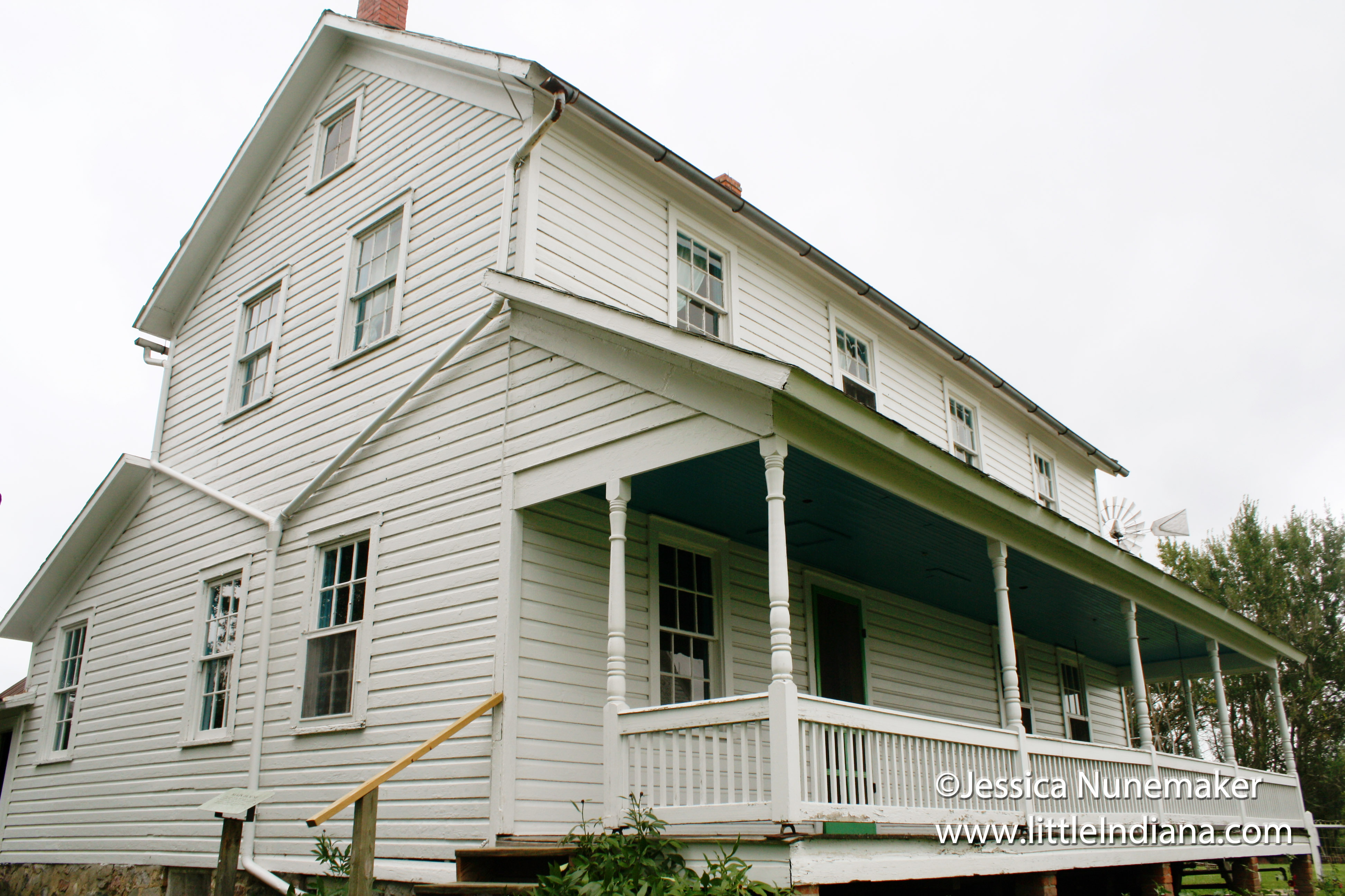 Amish Acres Home And Farm Tour In Nappanee Indiana