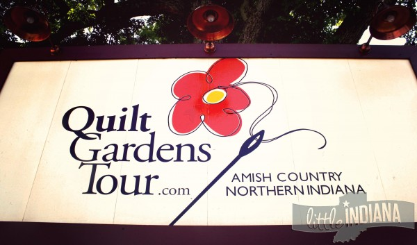 Amish Country Quilt Gardens Tour Indiana: Flowers are Here!