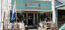 Doublehead Trading Company in Cambridge City, Indiana Exterior