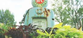 Garden Station in Monticello, Indiana
