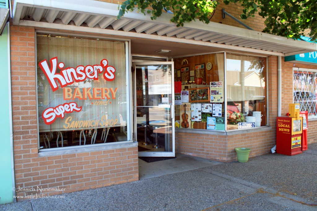 Kinser's Bakery: Monticello, Indiana