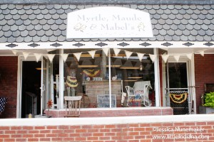 Myrtle, Maude, and Mabel's Shabby Chic in Covington, Indiana