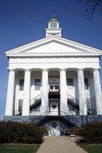Paoli, Indiana: Orange County Courthouse