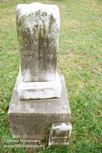 Sambo (Bethesda Cemetery) in Brownsburg, Indiana