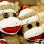 Carla's Creations and Gifts in Danville, Indiana Sock Monkeys