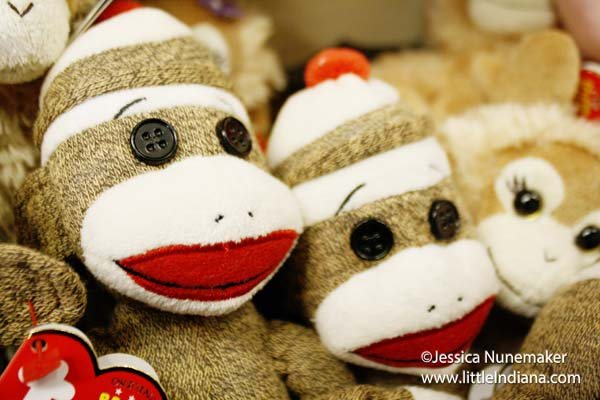 Carla's Creations and Gifts in Danville, Indiana Sock Monkey