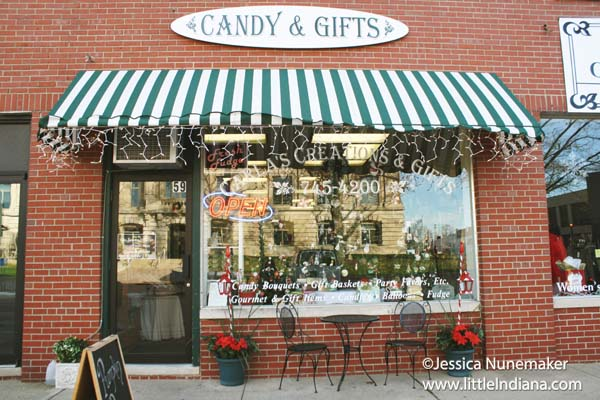 Carla's Creations and Gifts in Danville, Indiana Exterior