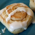Homemade Orange Rolls Recipe
