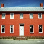 Levi Coffin House: Fountain City, Indiana