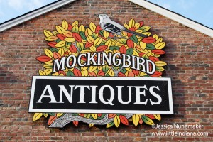 Mockingbird Antiques in Centerville, Indiana