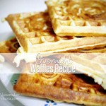 Overnight Waffles Recipe