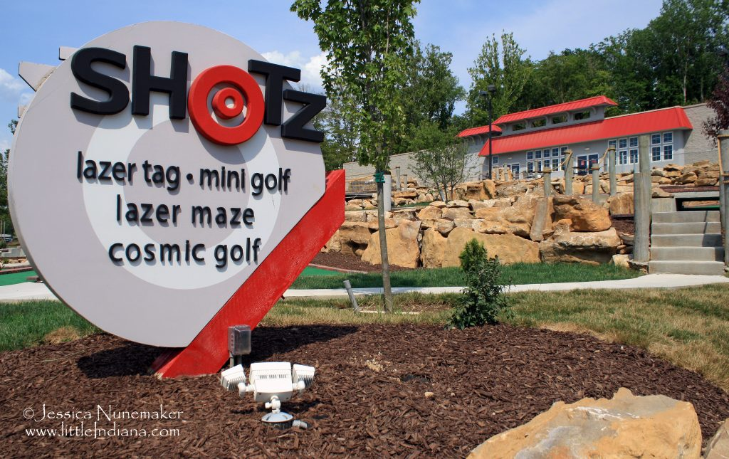 Shotz Laser Tag and Mini Golf: French Lick, Indiana
